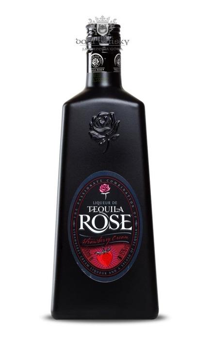 Tequila Rose Strawberry Cream Liqueur / 15% / 0,7l