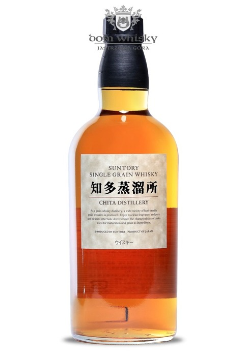 The Chita Suntory Whisky Single Grain / 43% / 0,7l