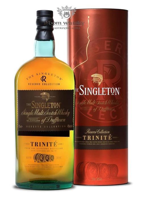 The Singleton of Dufftown Trinité / 40% / 1,0l