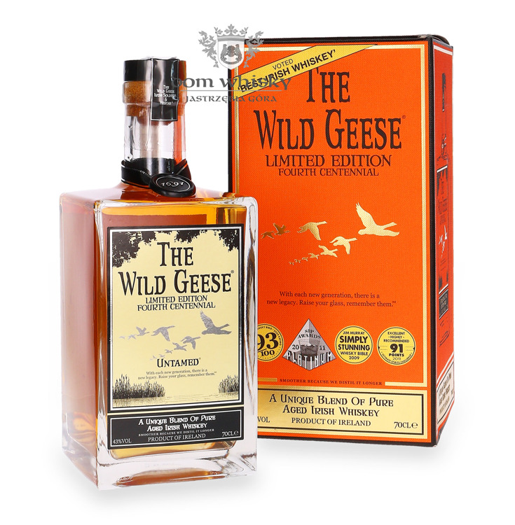 The Wild Geese Gold Limited edition / 43% / 0,7l