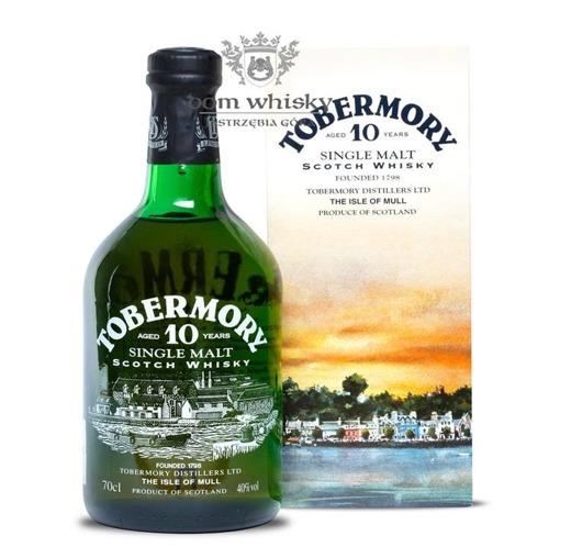 Tobermory 10-letni (Bottled 2002) / 40% / 0,7l