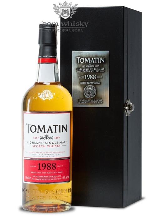 Tomatin 1988 Vintage / 46% / 0,7l