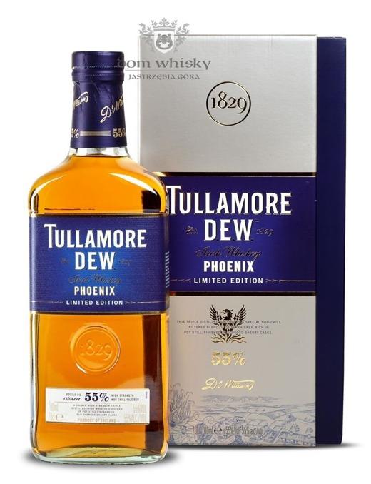 Tullamore Dew Phoenix Oloroso Sherry Cask / 55% / 0,7l
