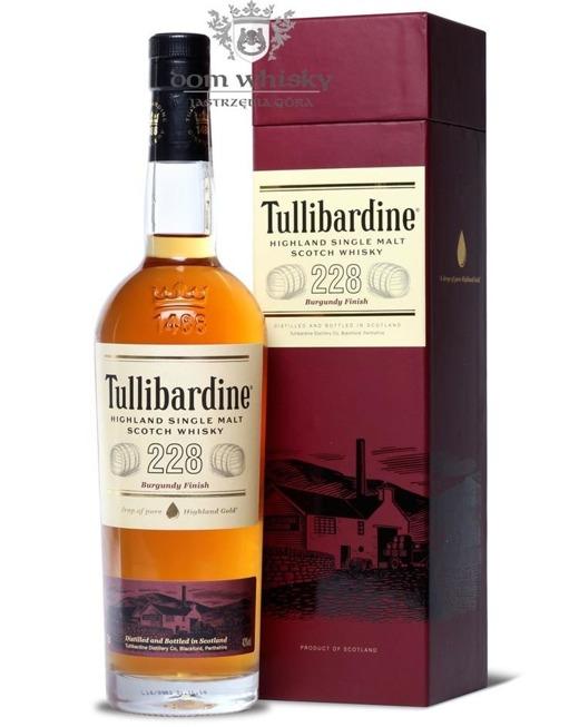 Tullibardine 228 Burgundy / 43% / 0,7l