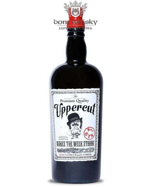 Uppercut Belgium Dry Gin / 49,6% / 0,7l
