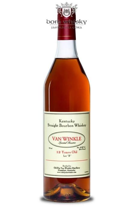 Van Winkle Special Reserve 12 letni / 45,2% / 0,75l