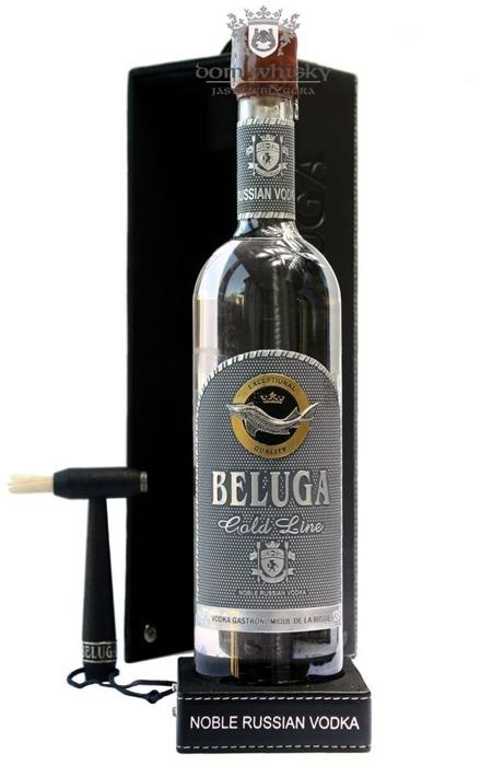 Wódka Beluga Gold Line / 40% / 0,7l