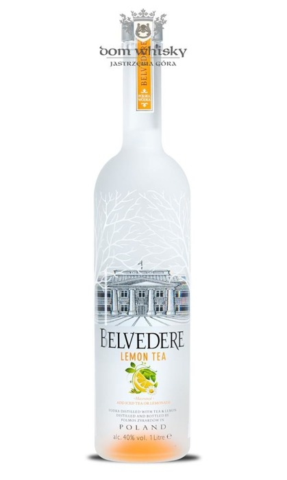 Wódka Belvedere Lemon Tea / 40% / 1,0l