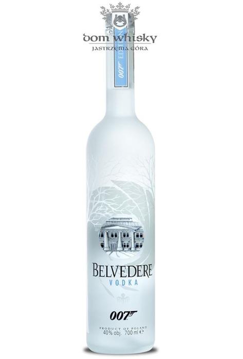 Wódka Belvedere Pure 007 SPECTRE / 40% / 0,7l