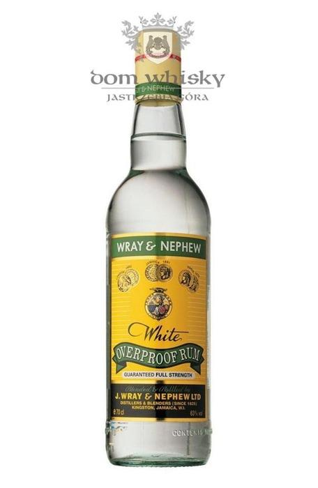 Wray & Nephew Overproof Rum (Jamaica) / 63% / 0,7l