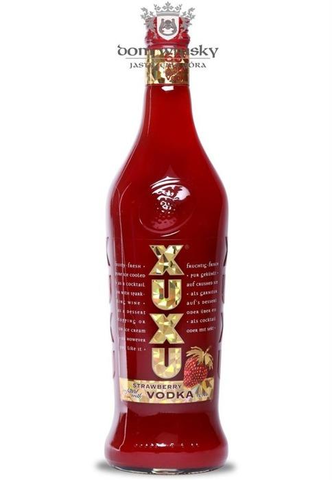 XUXU Strawberry Liqueur / 15% /0,7l