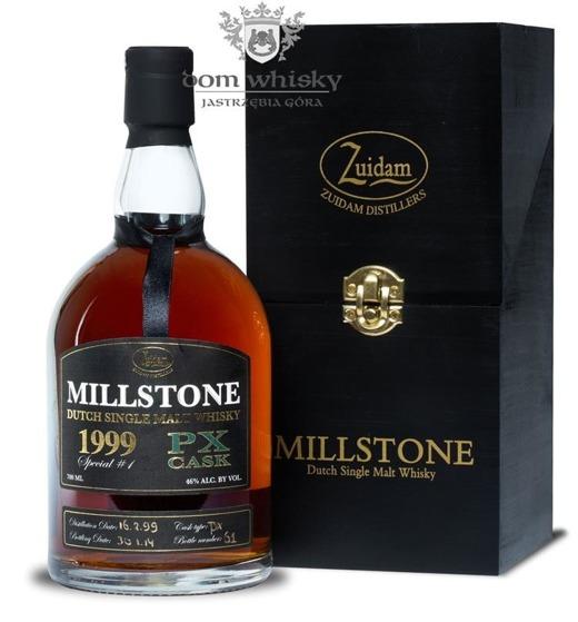 Zuidam Millstone 1999 PX Cask (Holandia) / 46% / 0,7l